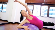 Noriko, Super Mom and Pilates Instructor